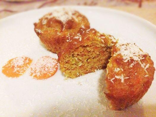 20 perces narancsos-sárgarépás muffin NoCarb konjac liszttel | Klikk a képre a receptért!