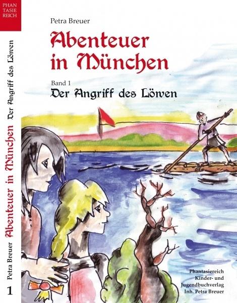"""""""Der Angriff des Löwen"""" von Petra Breuer #eBook"""