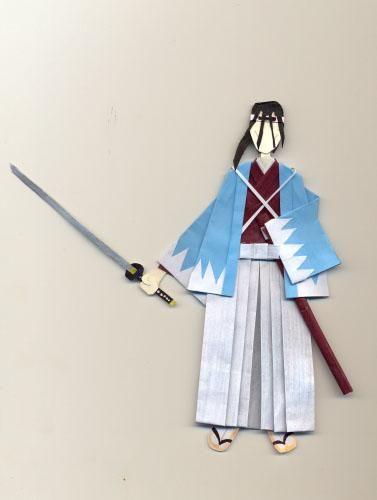 Saitou Hajime by PitushaZee