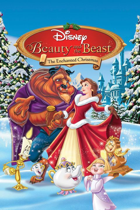 The Most Magical Christmas Movies For Kids That You Ll Actually Enjoy Too Disney Movies By Year Disney Christmas Movies Disney Beauty And The Beast