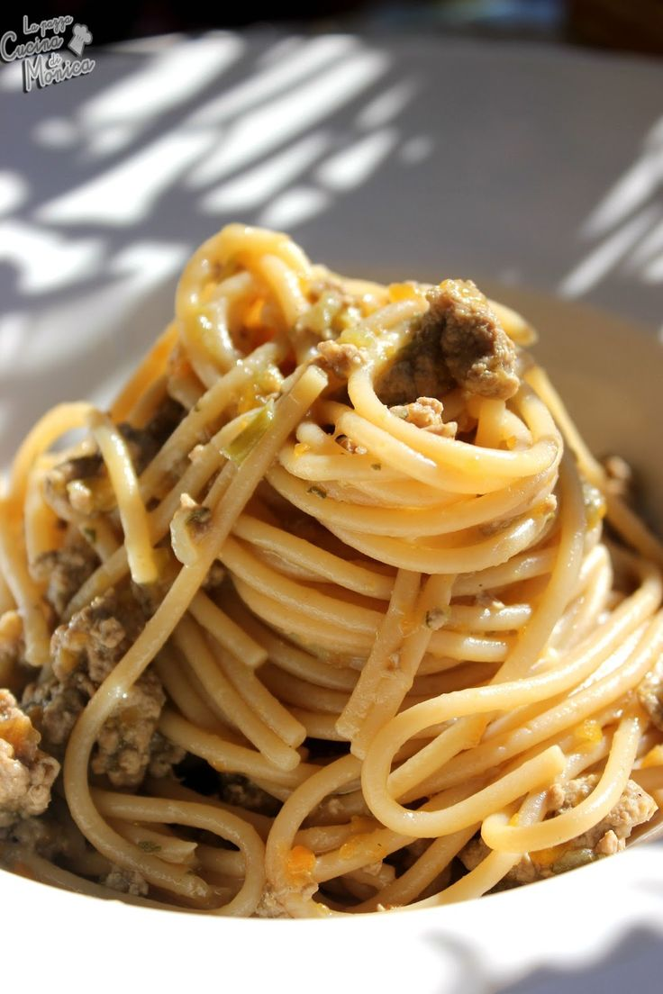 Bigoli con l'anatra - Veneto