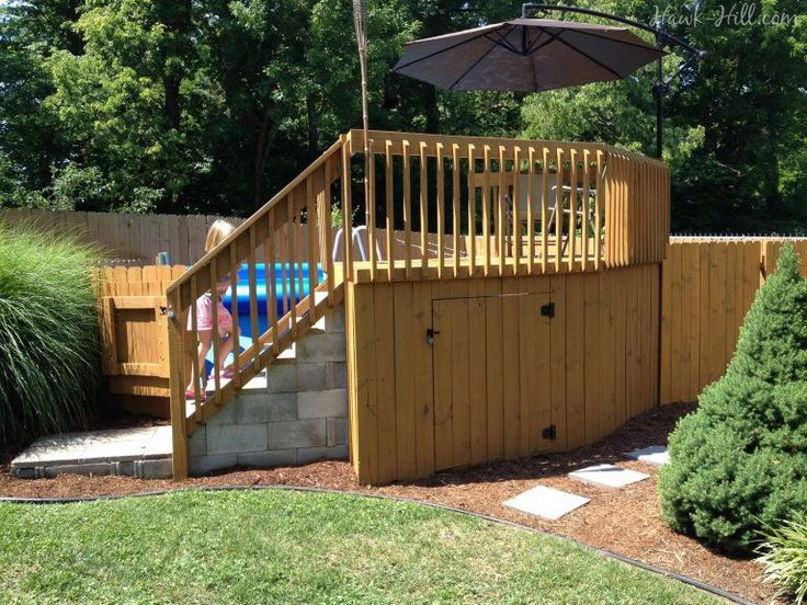 lots of people overlook the layout of pool fences even on beautiful inground pool ideas why people choose bedrock inground pool id=17588