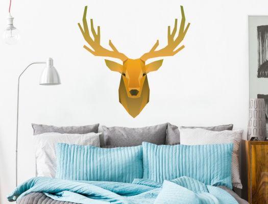 Die besten 25+ Wandtattoo waldtiere Ideen auf Pinterest - wandtattoo wohnzimmer grun
