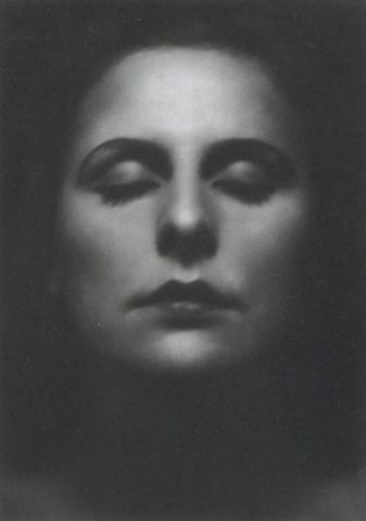 """Leni Riefenstahl in 1929, photo by Alexander Binder. Dancer, actress and film director, she was considered for the lead in """"The Blue Angel,"""" which ultimately went to Marlene Dietrich. Her directoral debut was in 1932, with the intensely mystical Alpine film """"Das blaue Licht"""" (""""The Blue Light""""), which she co-wrote and starred."""