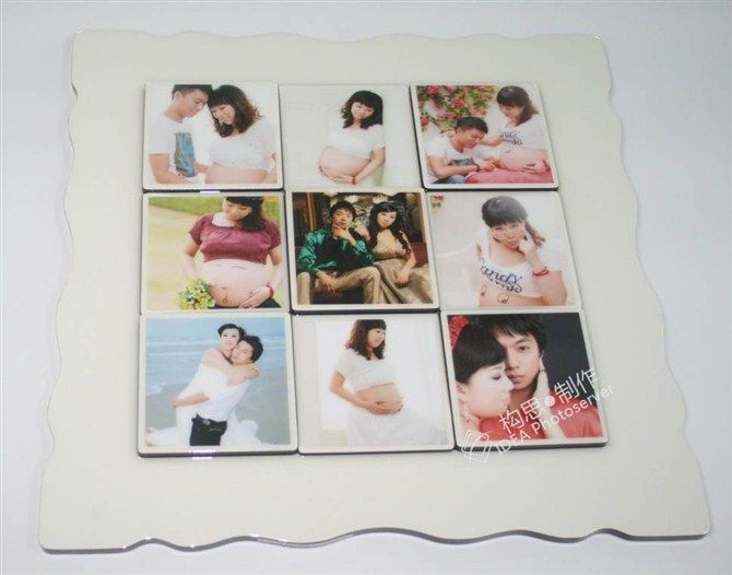 Korea Crystal Photo Frame 1