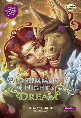 Find A Midsummer Night's Dream the Graphic Novel - by William Shakespeare ( 9781907127298 ) Paperback and more. Browse more  book selections in Literary books at Books-A-Million's online book store