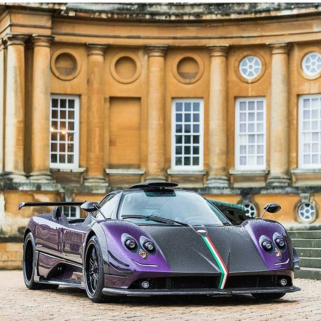 Pagani Zonda 760RS wins Best in Show at #SalonPrive Pic by: @alexbabington…