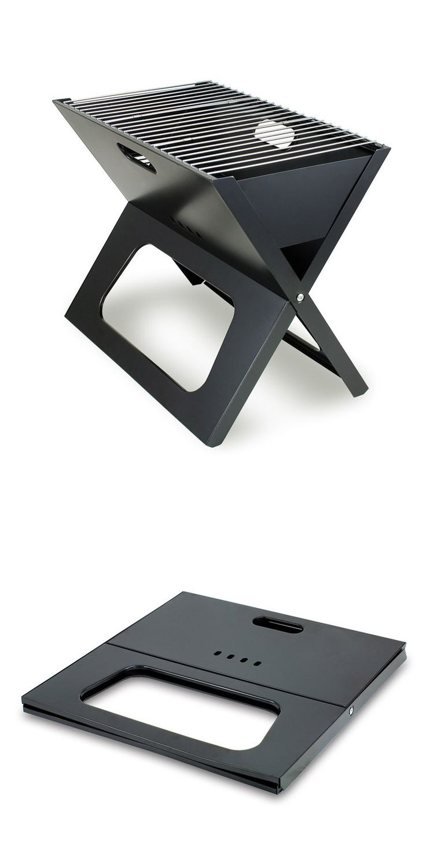 X BBQ Grill - portable, folds flat