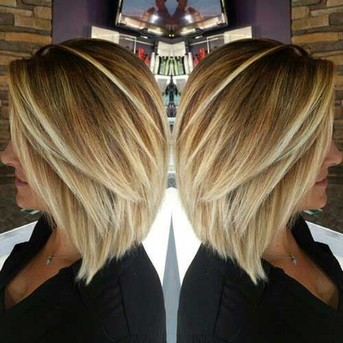 20 Best Inverted Bob Hairstyles | http://www.short-hairstyles.co/20-best-inverted-bob-hairstyles.html