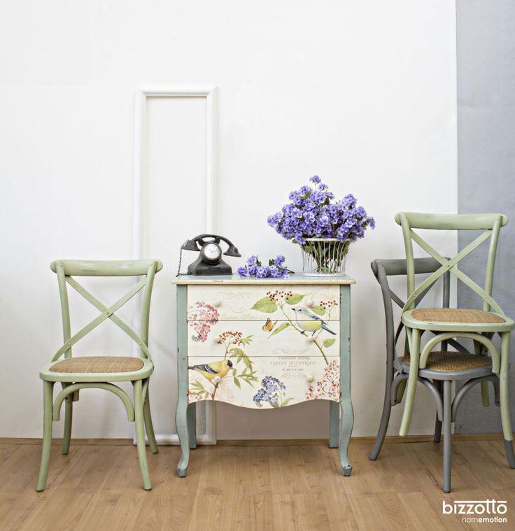Un tocco di romanticismo in casa #bird #decorazione #arredamento #loveyourhome #homemotion