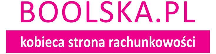 BOOLSKA.PL - Kobieca Strona Rachunkowości