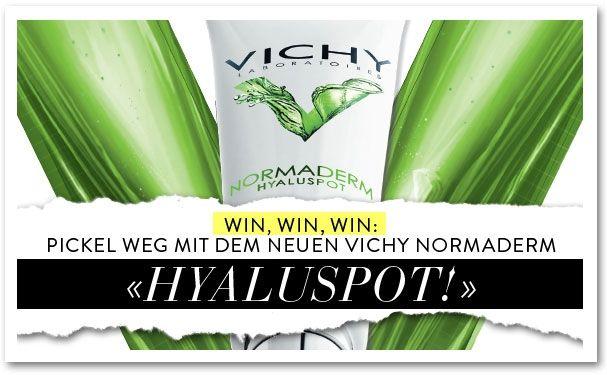 Win VICHY Normaderm Hyaluspot!   BlaaaBlaaa