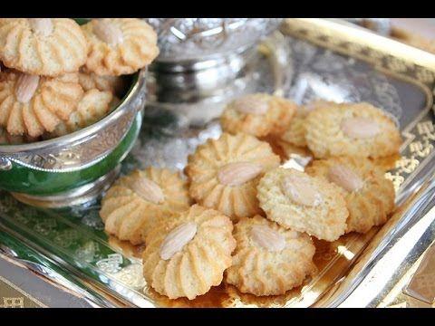 Petits gâteaux aux amandes - Blog cuisine marocaine / orientale Ma Fleur d'Oranger / Cuisine du monde /Recettes simples et cratives