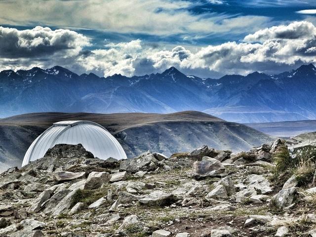 Mt John Observatory - New Zealand