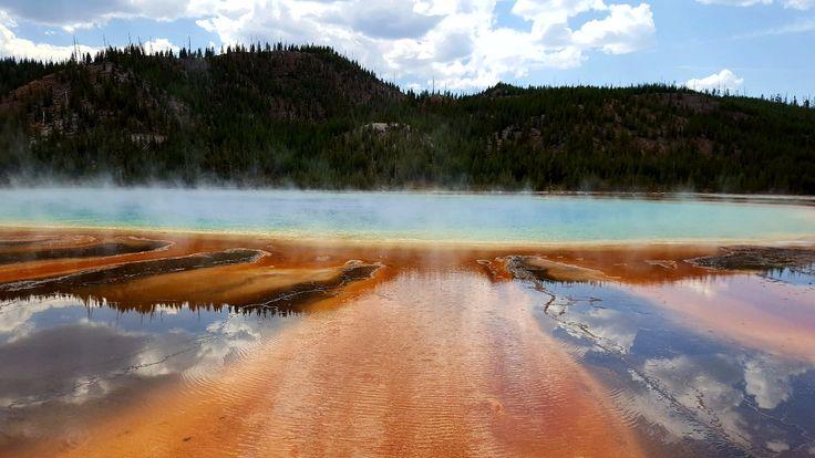 Grand Prismatic Spring (Parque Nacional de Yellowstone) - O que saber antes de ir - TripAdvisor