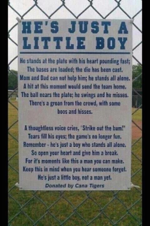 Remember to let your kids have some fun when they are playing sports. free-playLittle Girls, Parents, Remember This, Quotes, Kids Sports, The Games, Littleboys, Little Boys, Fields