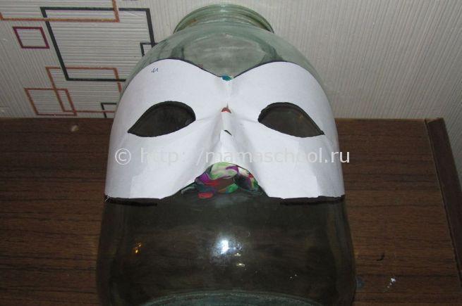 венецианская маска своими руками мастер класс