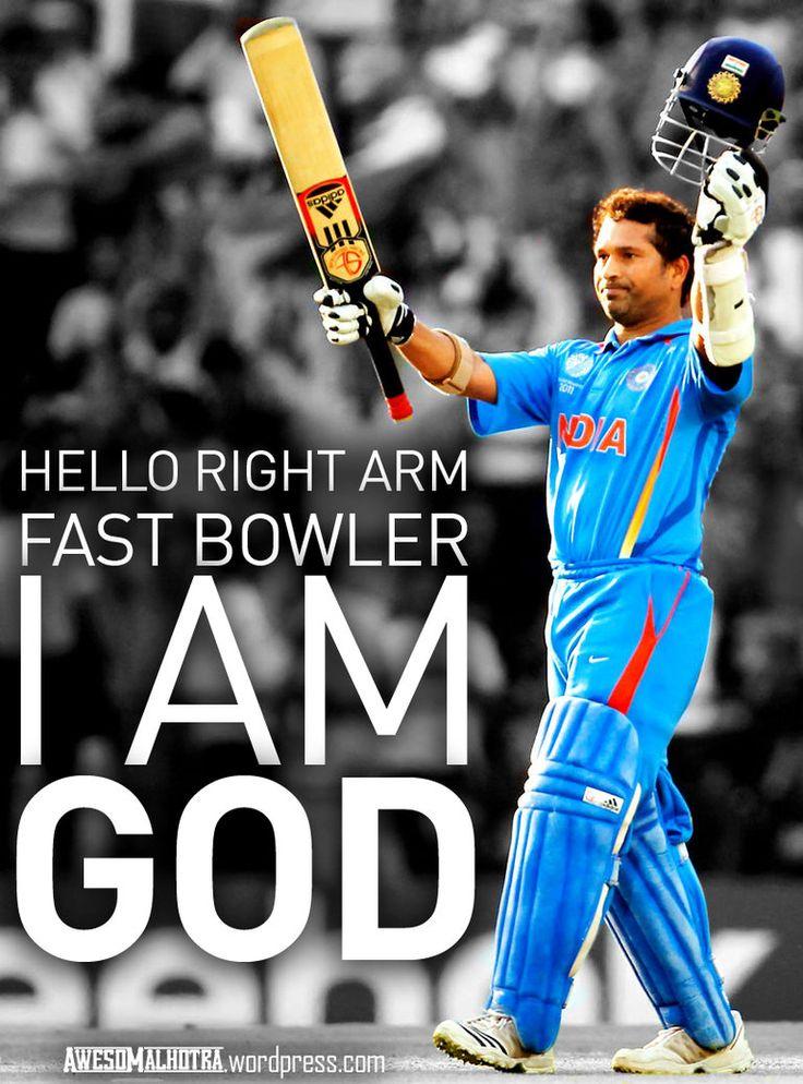 Sachin Tendulkar God Of Cricket Free Best Hd Wallpapers