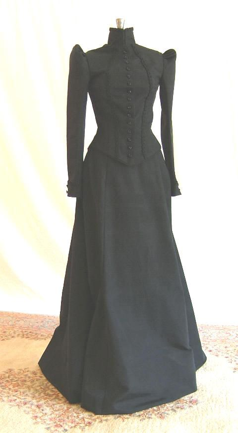 victorian mourning wear - Google Search