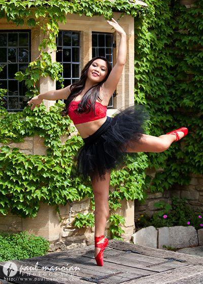 Ballet Senior Pictures