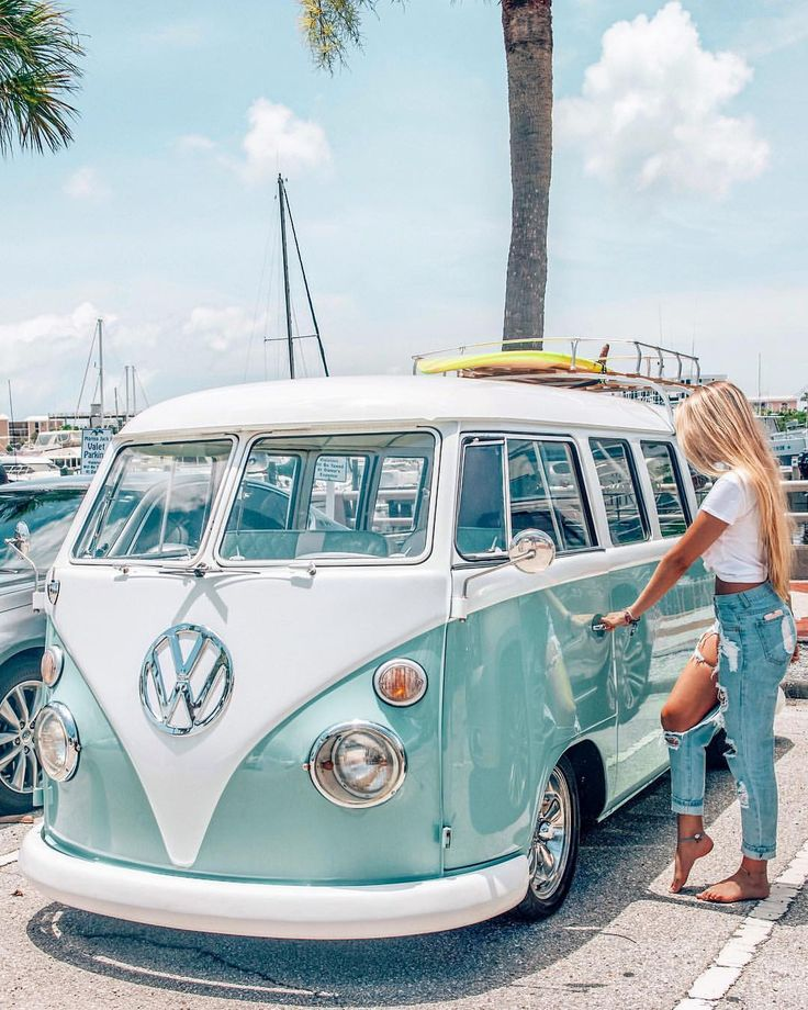 Please excuse me while I break into my dream car and drive off into the sunset… #VW