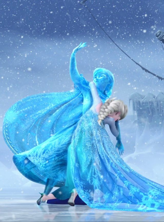 A tale of two sisters  • Frozen