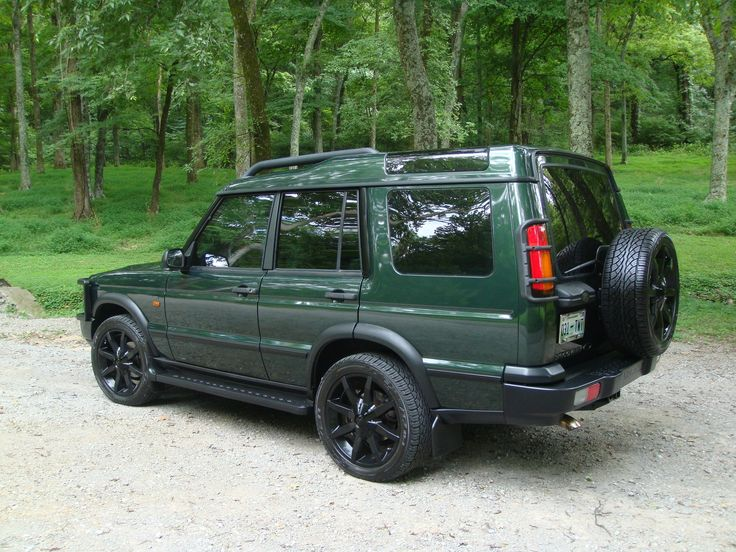 green discovery landrover - Bing Images