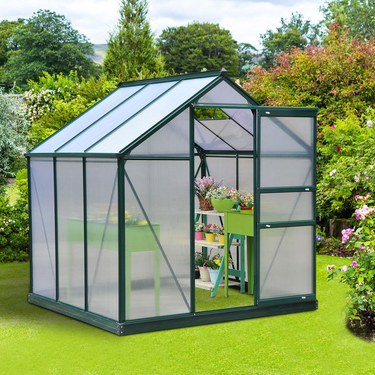 The 25 best walk in greenhouse ideas on pinterest large for Walk in greenhouse big lots