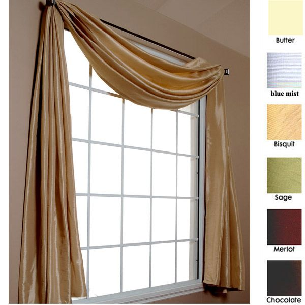 Hadley Scarf Window Valance By Softline