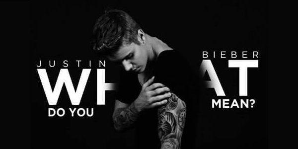 Justin Bieber nieuwe single. Leuk of Meuk?