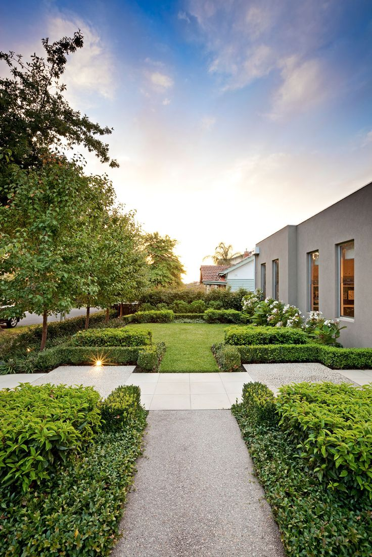 302 Best Images About Front Facade Kerb Appeal On Pinterest