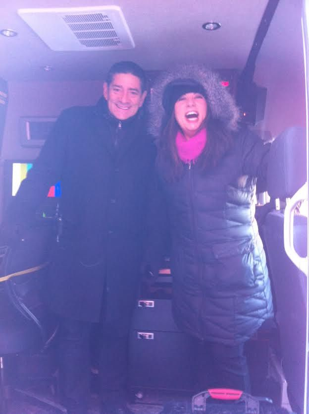 Lori De Angelis visited us from CHCH News. We were featured on their CHCH Morning Live segment.