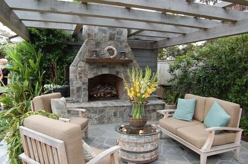 Patio tropical patio