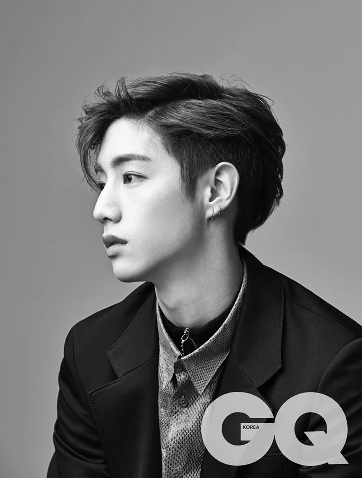 Mark GOT7 for GQ                                                                                                                                                                                 Plus