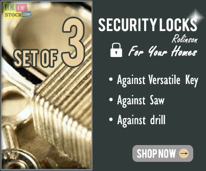 Rolinson Security Locks Only If You Want The Best...http://goo.gl/u47Oqy
