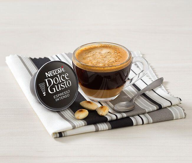 Receitas - Café - Espresso Intenso com brigadeiro de caramelo - NESCAFÉ® Dolce Gusto®
