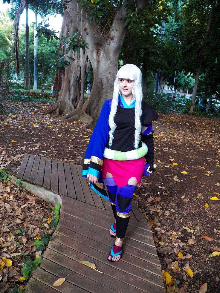 Character: Togame. Anime: Katanagatari. Cosplayer: Rydia Valentine. Photographer: Maneki Neko Cosplay.