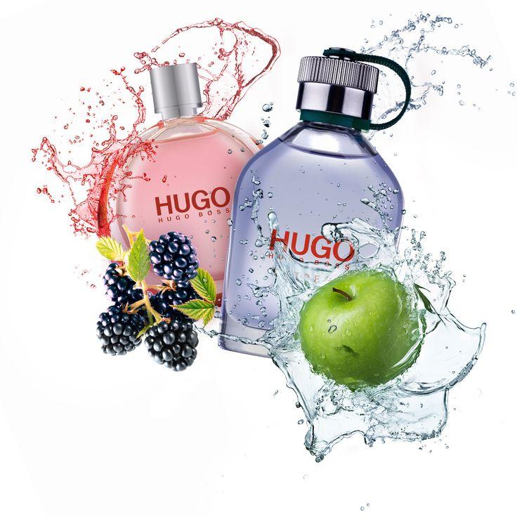 Boss Hugo Extreme - pentru EL și pentru EA