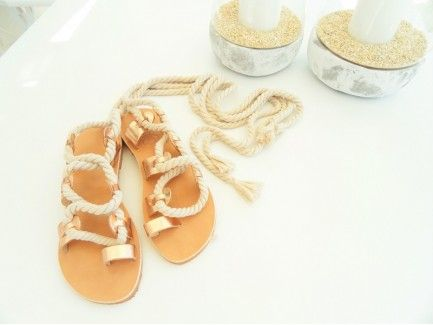 Greek Ancient Sandals