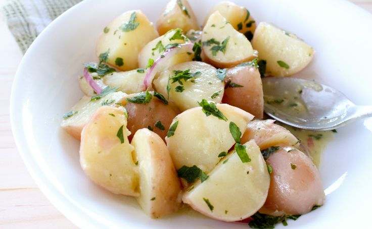 skinnymixer's French Potato Salad