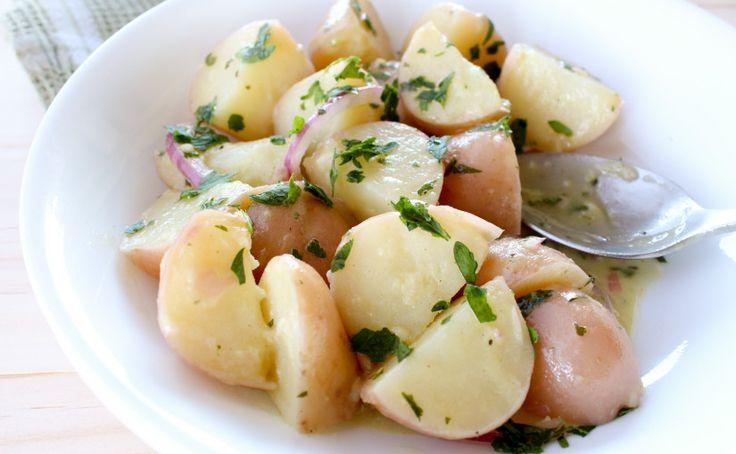 skinnymixer's French Potato Salad