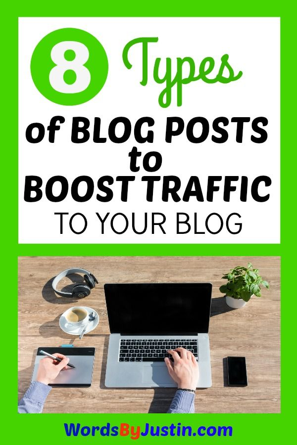 It's pretty much true that 'there's nothing new under the sun' when it comes to blog posts, but there are certain types and categories of posts that are proven winners more often than not. #blogger #blogtips #blogadvice #bloggingtips #bloggers