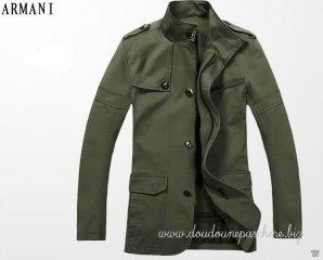 Doudoune Armani Homme Winter 2012 Original Feu Vert