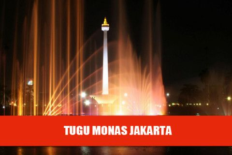 TUGU MONAS JAKARTA A PART OF INDONESIAN INDEPENDENCE HISTORY - dancing fountain - Copy