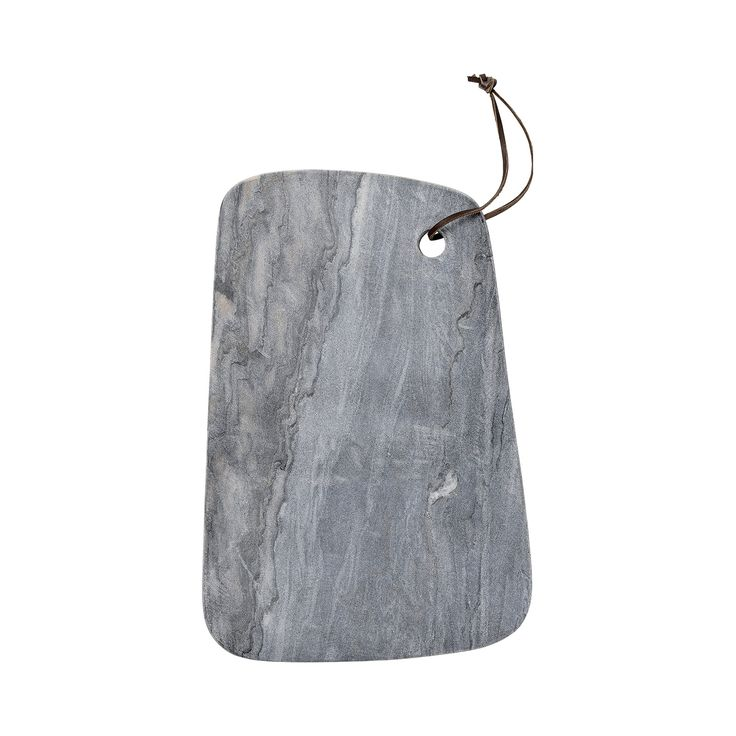 Don't you love the utilitarian aspect of this Wesylan Marble Cutting Board? Everyone knows the annoyance of slippery fingers following a knife session, so why not attach a strap you can hook a finger t...  Find the Wesylan Marble Cutting Board, as seen in the End of Summer Clearance: Kitchen Collection at http://dotandbo.com/collections/end-of-summer-clearance-kitchen?utm_source=pinterest&utm_medium=organic&db_sku=118903