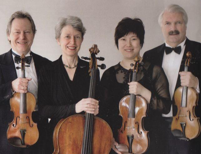 Ludwig van Beethoven: String Quartet No.16 in F major, Op.135 – BeethovenQuartett (HD 1080p)