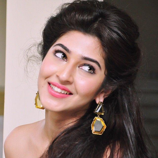 Sonarika Bhadoria Smilling Stills