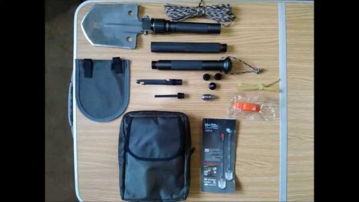Survival saperka EGO TOOLS / E-tool EGO TOOLS