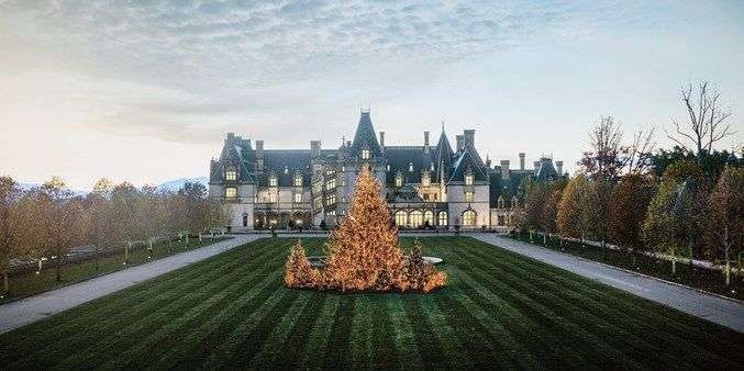 $189 – New Biltmore Estate Hotel over the Holidays, 40% Off  -- Asheville, NC