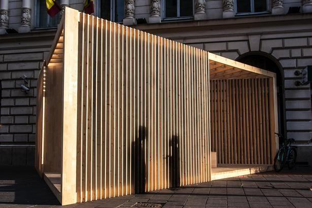 Poiana lui Iocan @ Bucharest Architecture Festival | Field Trip | Archinect